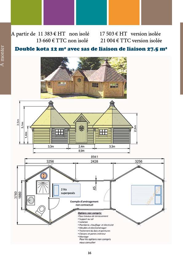 double kota 12 m²